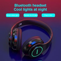 Wireless Headset Bluetooth 5. 0 Portable Foldable Noise- Reduc...