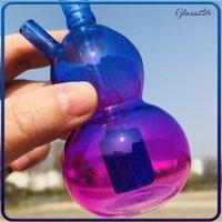 Jolie narguilé eau verre tuyau de tabac bol bol bol bocal shisha bubbler bouteille tabouge tabouge 10mm mix articulation bûche de tuyau de tuyau