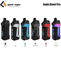 Geekvape Aegis Boost Pro Kit (quattro in pieno volontà) 100W TC Mod Fit Aegis Boost Plus Pro Pod Geekvape P Series Coil autentico