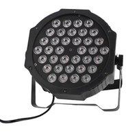 새로운 디자인 36-LED RGB 원격 자동 사운드 컨트롤 DMX512 고휘도 DJ 바 파티 무대 램프 위트 * 4 긴 수명 파