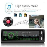 Bluetooth 4,0 1 DIN-Stereo-Autoradio-Autoradio 12V in-Dash 1 DIN FM AUX-Eingabempfänger SD USB MP3 MM3 MMA WMA Auto Audioplayer1