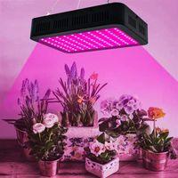1200W 100 * 10W 전체 스펙트럼 3030 램프 비드 식물 램프 단일 제어 블랙 프리미엄 소재 성장 빛