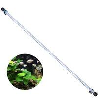 Gako Синего Белого свет Aquarium светодиодного освещения Arowana Light 78-112cm амфибия Погружные лампы для аквариума Fish Tank C1115