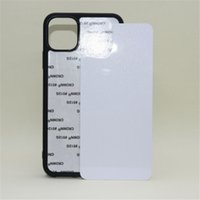 2D Sublimación de plástico duro DIY Diseñador de teléfono PC Sublimación de la contraportada en blanco para iPhone 12 11 XS Max Samsung Note20 A21 Izeso