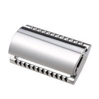 السلامة الحلاقة رئيس لحلق الحلاقة الحلاقة مزدوجة حافة الحلاقة السلامة الحلاقة المفتوحة رئيس المهنية اللحية أداة حلاقة الشعر W9665