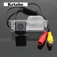 자동차 후면보기 카메라 XTS SRX CTS 2012 ~ 2014 백업 반대로 고품질 카메라 방수 CCD HD1
