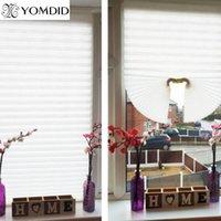 Yomdid римские жалюзи blackout шторы для спальни аккуратный плиссированный Хэллоуин домашний кухня легкая установка рулона занавес cortina