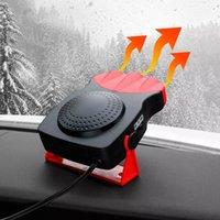Автомобильный обогреватель портативный вентилятор ветрового стекла демистер дефростер 2 в 1 для автомобиля домашнего лодка мотор караван камера ван RV палатка