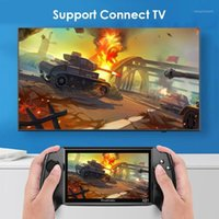 Powkiddy x21 7 pollici Pocket Game Console 3000 Videogiochi Linux Dual Game Player Adults Handheld Mini Gaming Player1