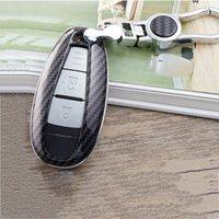 Smart Key FOB Shell Сумка Держатель Box Box Cover Fit для Suzuki Swift Kizashi SX4 Vitara S-Cross Etertiga Ignis Baleno Аксессуары