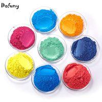 Doğal Mineral Mika Pigment Sabun Yapımı / Sabun Boyaları / Nail Art / Göz Farı DIY Mika Toz Balleme Pigment Tedarik Kiti Tozu