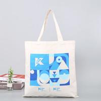 Сумка сумка женщин мужские сумки холст сумки многократные сумки многоразовые хлопковые продукты