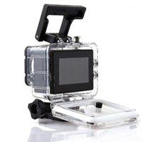 كاميرات الفيديو G22 1080P HD اطلاق النار ماء كاميرا الفيديو الرقمية comss الاستشعار عدسة زاوية واسعة للسباحة قطرة الغوص 1