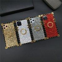 Роскошная крышка Bling Cover Cable Blitter Case для Samsung S20 Ультра Примечание 20 10 8 9 S9 S8 S10 PLUS A10S A20S A50 A51 A70 A71 A31