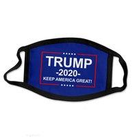 Pamuk Trump Seçim Parti Maskesi Maskeleri Maskeleri Amerika Büyük 2020 Yine Cosplay Parti Yüz Maskeleri Anti Toz Kirliliği Ağız Kapak Hhemn