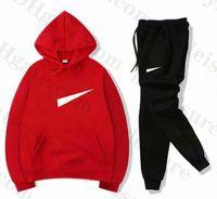 Neue Set Sweatsuit Designer Trainingsanzug Herren Womens Hoodies + Hosen Herren Kleidung Sweatshirt Pullover Casual Tennis Sport Trainingsanzüge Schweißanzug