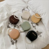 Handbag Women Mini Pearl Cross Body Bags Single Shoulder Cro...