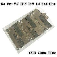 10PCS LCD فليكس كابل لوحة حامل القوس المعدنية لباد برو 9.7 10.5 12.9 بوصة 1st 2nd الجنرال الهواء 3 LCD لوحة استبدال أجزاء