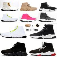2021 designer sock sports speed 2.0 trainers trainer luxury women men runners shoes trainer sneakers hommes femme  femmes baskets  chaussures balenciaga balenciaca balanciaga