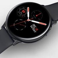 - Smart Watch S20, EKG, voller Touchscreen, IP68, Wasserdicht, Kontrollherz und Blutdruck