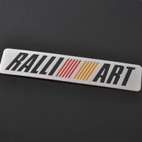 Adesivo de carro Auto Badge Emblem Decalque para BMW M Power CA Schnitzer Mitsubishi Ralli Art Honda Mugen para Nissan Nismo Motorsport