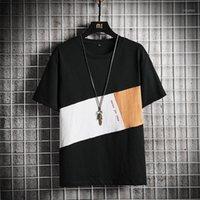 Erkek Tshirt Naruto Yaz Harajuku Serin Erkekler Kısa Kollu T Gömlek Japon Komik Baskılı Streetwear Artı Boyutu T-shirt Yeni 20201