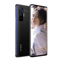 "Original Vivo iQOO 5 Pro 5G Handy 8 GB RAM 256 GB ROM Snapdragon 865 Octa Kernandroid 6,56"" Full Screen 50.0MP Wake Face ID Handy"