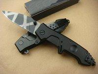 작은 크기 MF2 x02 플리퍼 생존 접이식 칼 440C 드롭 포인트 블레이드 야외 캠핑 하이킹 전술 EDC 나이프