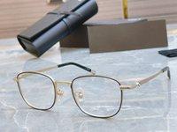 2021 Yeni 0134o erkek gözlük çerçevesi optik miyopi çerçeve high-end kalite moda baitai ultra hafif saf titanyum çelik boyutu 52 * 21 * 145,