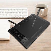 G10 10x6 дюймов цифровой планшетный планшет 8192 уровни графический рисунок таблетки с пассивной PUN1