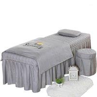 Hohe Qualität Schönheitssalon Bettwäsche Set Dicke Bettwäsche Bettwäsche BettSpread Begasste Massage SPA Kissenbezug Duvet Cover Sets1