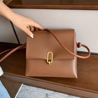 Luxury Women' s Brand Handbag Simple Solid Color Messeng...