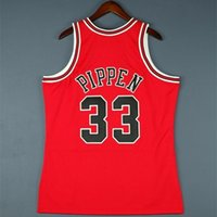 Personalizado 604 Juventude Mulheres Vintage Scottie Pippen Mitchell 98 Finais Facais Basquete Jersey Tamanho S-4XL ou Personalizado Qualquer nome ou Número Jersey
