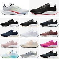 Zoom Pegasus 37 Nuevos Zooms Pegasus 37 Turbo 2 Black GunSMOK Mens Shoes Zoomx 4 Siguiente Betrue Blue Ribbon Sports Women Sneakers 36-45