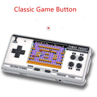 Coolbaby FC3000 Classic Handheld Game Console Children Game Console Support FC Cartridge For PXP MD SMC Retro