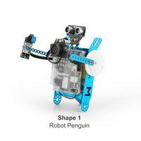 Makeblock Talkative PET Robot Add-on Add-on Package предназначен для MBOT, 3-in-1 Add-on на пакете робота, 3+ формы 201218