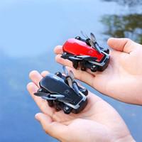 Drohnen mit Kamera HD WIFI 4K DRONE Quadcopter Spielzeug RC Hubschrauber Fernbedienung 4CH Mini Drone 4k Profissionalspielzeug 201208