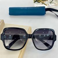 0825 متقدمة شعبية جديدة بيع نظارات شمسية للنساء مسدس لوحة كاملة الإطار الكامل أعلى جودة أزياء سيدة نمط السخي uv400 عدسة 0825S