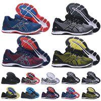 Top Quality 20 SP Femmes Mens de course Chaussures de course Gel 360 Shift Knit Argent Black Jaune Blanc Gris Gris Hommes Baskets de Jogging Athlétique Baskets