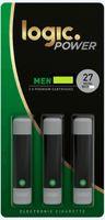 2021 Горячая логика ECIG логика Power Refill 3X Premium Cartridges 10 шт. / Лот бесплатная доставка