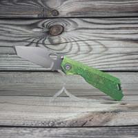 Eyes maus personalizados faca dobrável sng ddc titanium punho tanto m390 facas de bolso táticas caça EDC ferramentas ao ar livre boa escolha de coleção