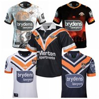 Top New 1998 2018 2019 2020 2021 West Tiger Rugby Jerseys Startseite Rugby League Jersey 19 20 21 Hemden S-3XL