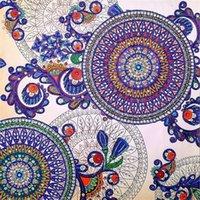 AZQSD 5D DIY Elmas Boyama Özel Şekilli Çiçek El Sanatları İğne Resim Rhinestones Elmas Nakış Mandala Hediye 201128