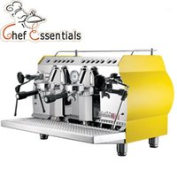 Cafeteira Chef Essentials 2 Grupo Máquina Espresso Barista para Cafe Shop1