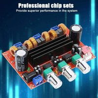 XH-M139 DC12V - DC24V 50W + 50W + 100W 2.1 Subwoofer digitale a tre canali TPA3116D2 Amplificatore di potenza Amplificatore di potenza