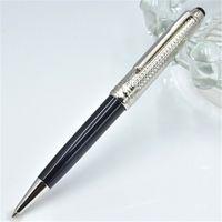 Toptan Fiyat 163 Siyah-Gümüş Tükenmez Kalem Ofis Kırtasiye Promosyon İş Hediye Için Yazı Dolum Kalemleri