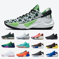 NRG Freak 2.0 Erkek Basketbol Ayakkabıları Naija Tozlu Ametist Bamo Beyaz Çimento Freak 1 Tüm Bros Erkekler Eğitmenler Spor Sneakers 40-46