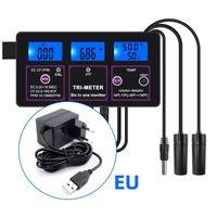 1マルチパラメータPH / ORP / EC / CF / TDS PPM /温度コンボテスターメーターN1HF