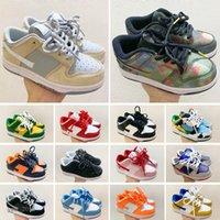 Dunk SB 2020 New Chunky Dunk SB Kids Schuhe Jungen Mädchen Lässige Mode Turnschuhe Athletische Kinder Gehen Kleinkind Sporttrainer
