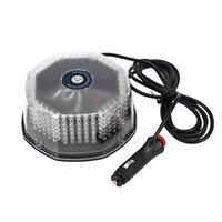 その他の照明システム240 LED車の屋上回転ストロボライトビーコンサンビーム緊急琥珀12v1